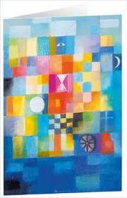 "Kunstkarten ""Mosaik"" 5 St."
