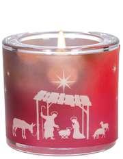 """Windlicht LichtMomente """"Die Stille der Weihnacht"""""""