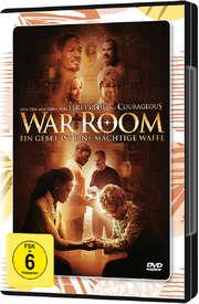 DVD: War Room (Jubiläumsausgabe)