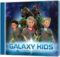 CD: Der vergessene Planet - Galaxy Kids (3)