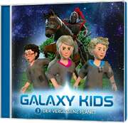 CD: Der vergessene Planet - Galaxy Kids (3)