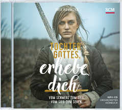 MP3-CD: Tochter Gottes, erhebe dich - Hörbuch (MP3)