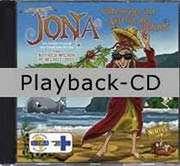 Playback-CD: Jona: Unterwegs im Auftrag des Herrn