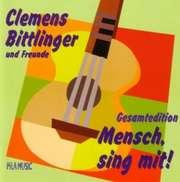 CD: Mensch, sing mit! - Gesamtedition