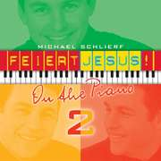 CD: Feiert Jesus - On The Piano 2