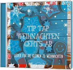 CD: Tip Tap - Weihnachten geht's ab!