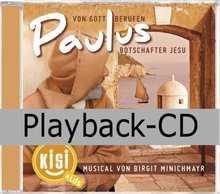 Playback-CD: Paulus - von Gott berufen