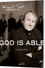 God Is Able (Chorpartitur)