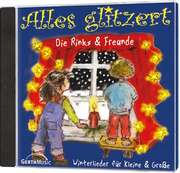 CD: Alles glitzert - Winterlieder