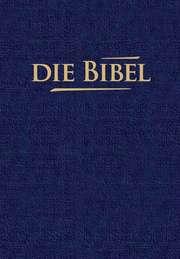 Die neue Elberfelder Bibel  - Taschenbibel