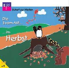CD: Die drei vom Ast ... im Herbst