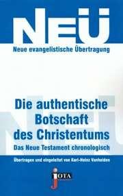 Die authentische Botschaft des Christentums