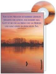 Von guten Mächten - CD-Card  NEUTRAL
