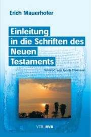 Einleitung in die Schriften des Neuen Testament