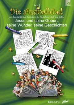 Die Ausmalbibel (Band 2)