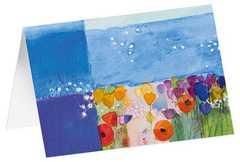"""Kunstkarten """"Mohnwiese"""""""