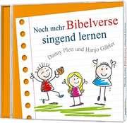 CD: Noch mehr Bibelverse singend lernen