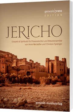 Jericho (Bläserpartitur)