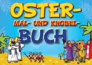 Oster- Mal- und Knobelbuch