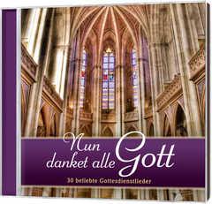 2-CD: Nun danket alle Gott