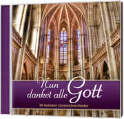 2-CD: Nun danket alle Gott