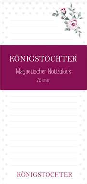 Königstochter - Magnetischer Notizblock