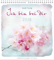 Ich bin bei dir 2018 - Wandkalender